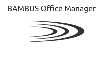 BAMBUS Office Manager Das CRM der Feldmusik Rothenburg